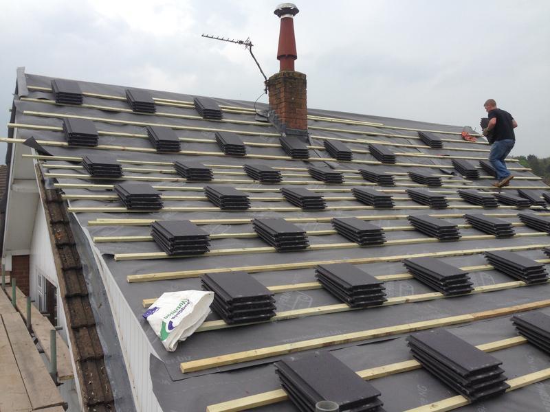 Image 13 - Re-roof Read Simonstone