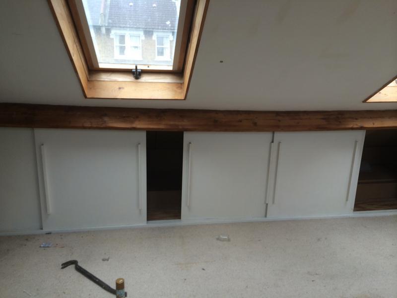 Image 30 - Denmark rd loft