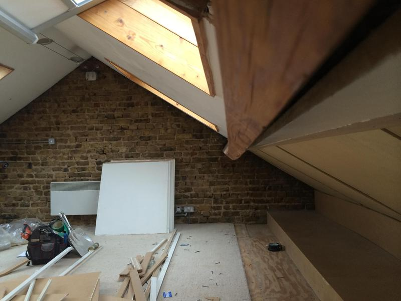 Image 29 - Denmark rd loft
