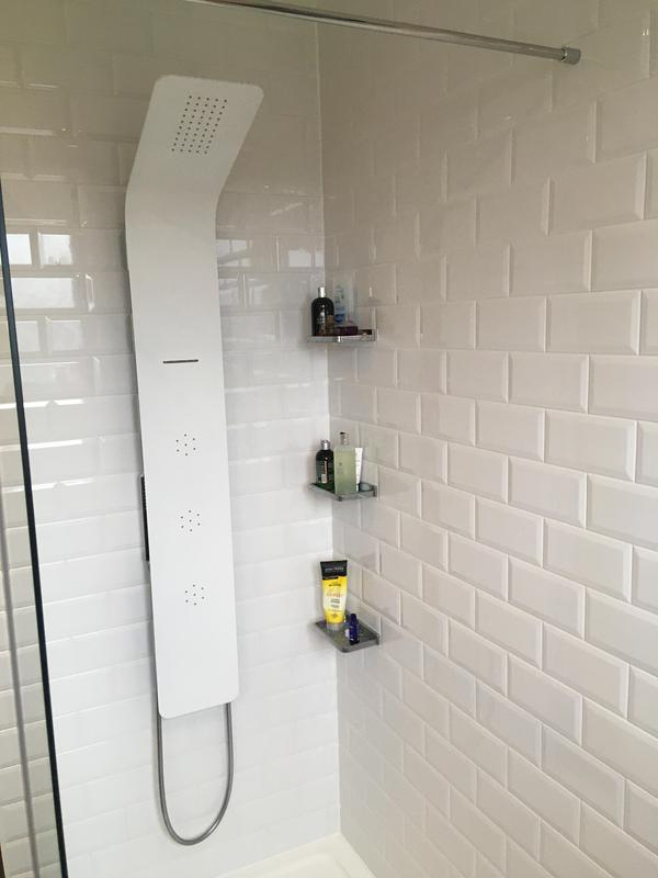 Image 133 - Upminster Bath and shower installation in this lovely Upminster house. We have installed a new boiler, unvented hot water cylinder and new cloakroom in this house. Quality House with a Divine installation. RM143AU
