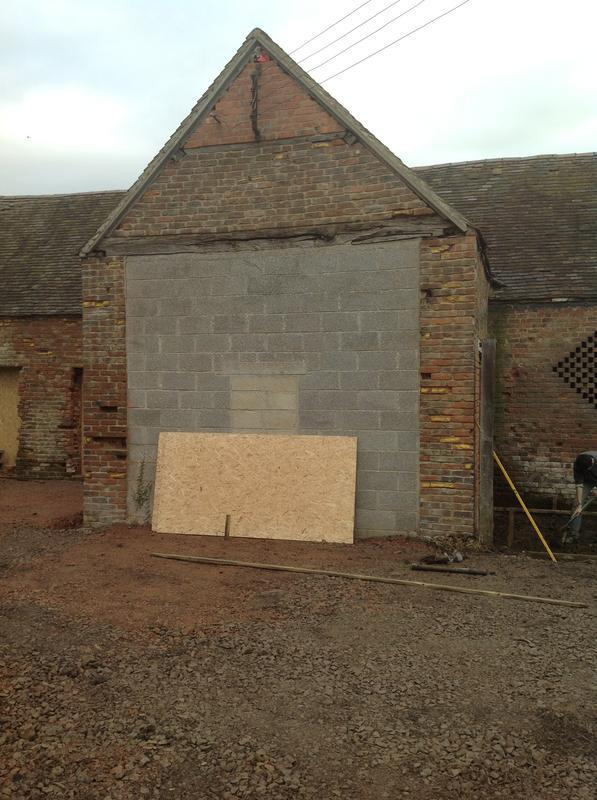 Image 63 - before barn renovation commenced