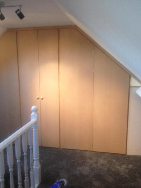 Image 23 - attic room wardrobes