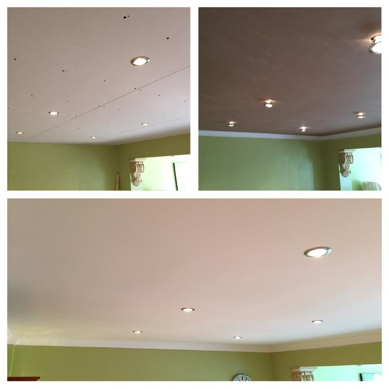 Image 3 - Dropped ceiling with down lights