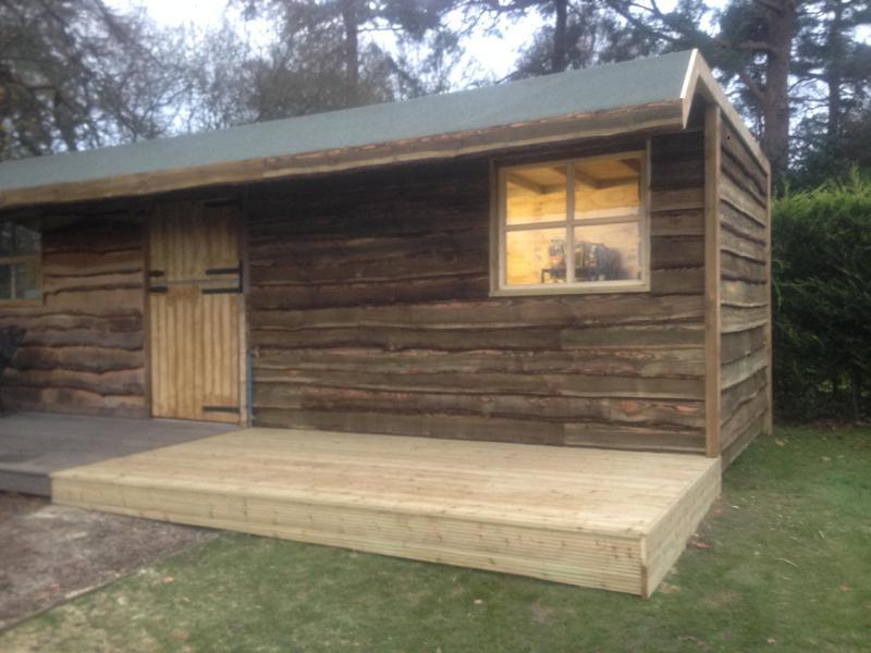 Image 33 - garden office