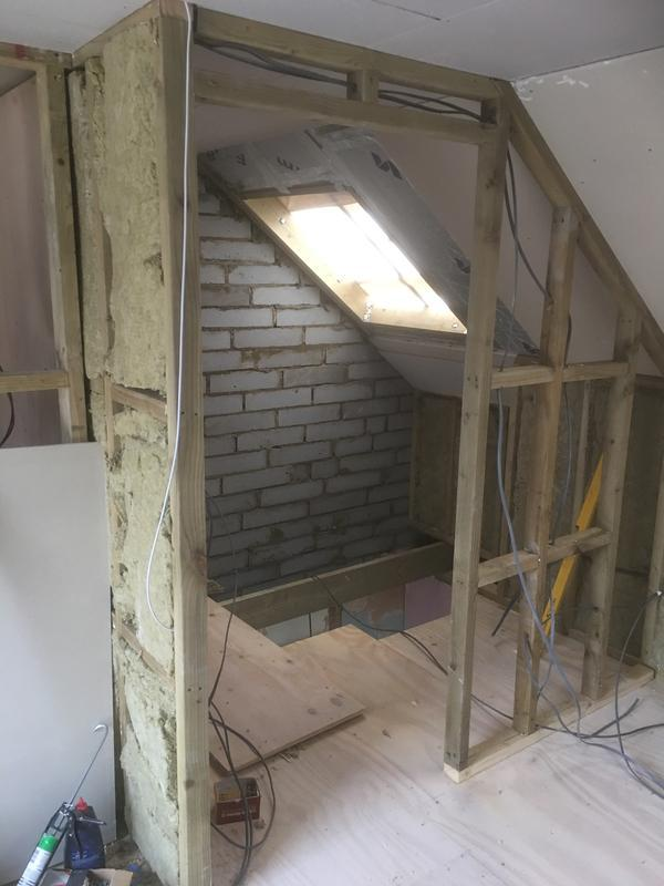 Image 55 - Loft conversion in progress