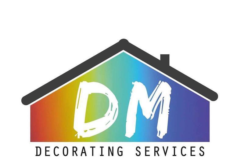 DM Decorating Services logo