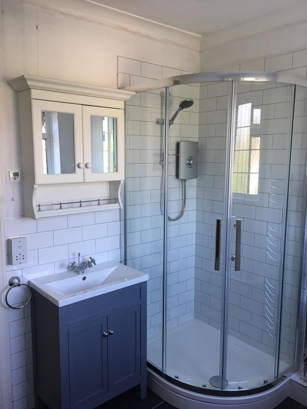 Image 97 - Bath and shower room installation Romford.