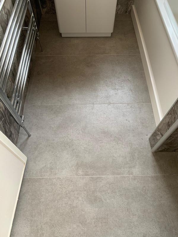 Image 2 - Completed bathroom floor