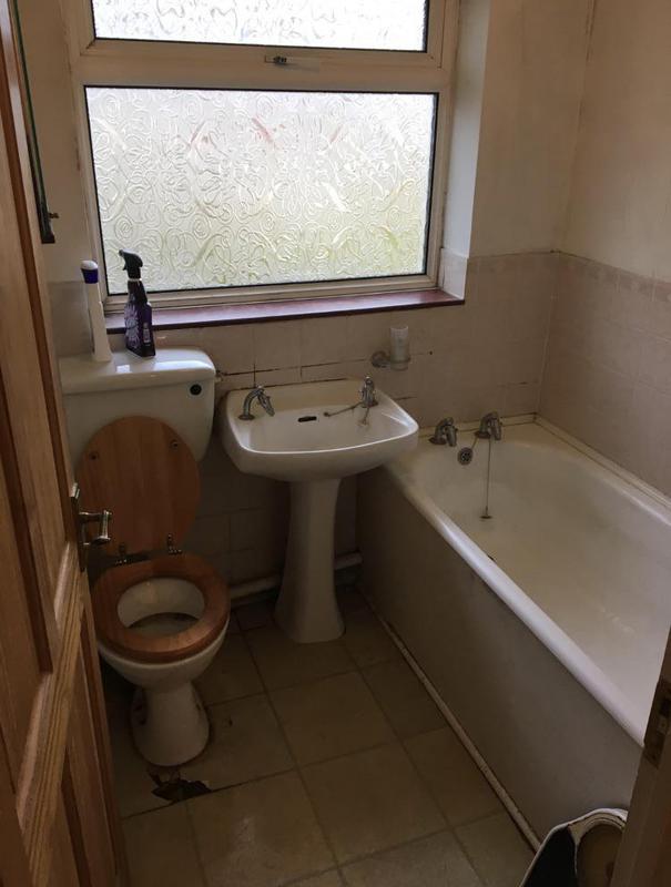 Image 133 - Before - Bathroom renovation ASHFORD