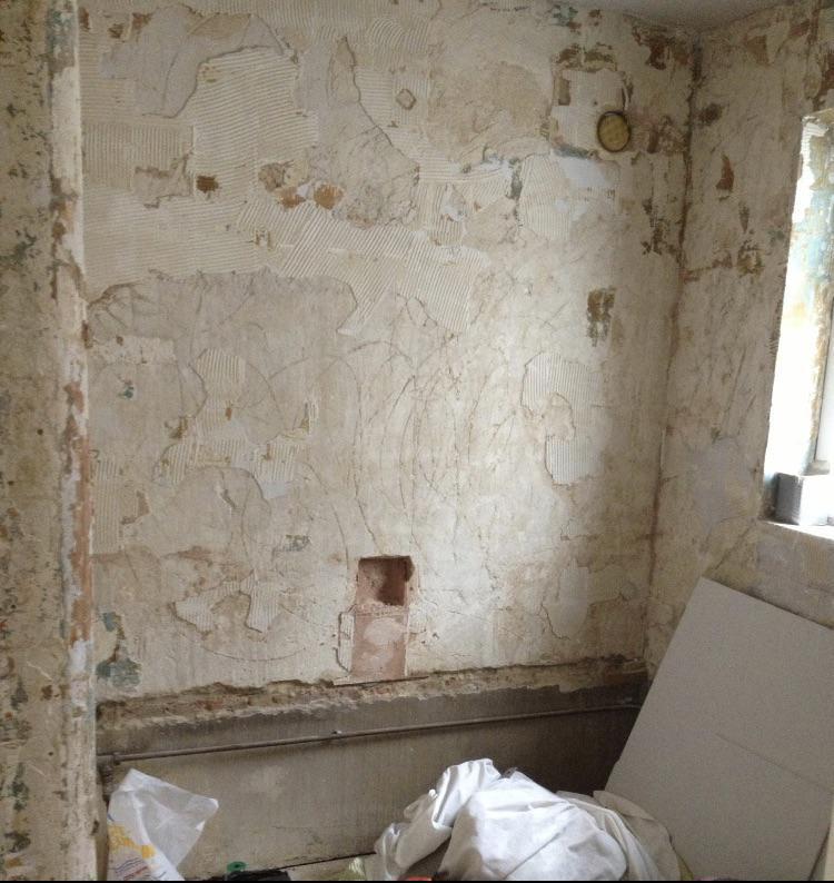 Image 146 - Before - Bathroom renovation CANTERBURY
