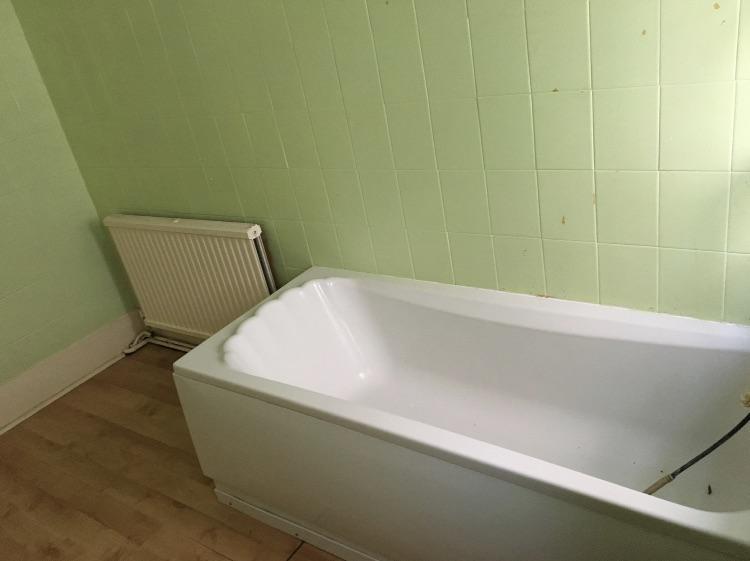 Image 107 - Before - Bathroom renovation FOLKESTONE
