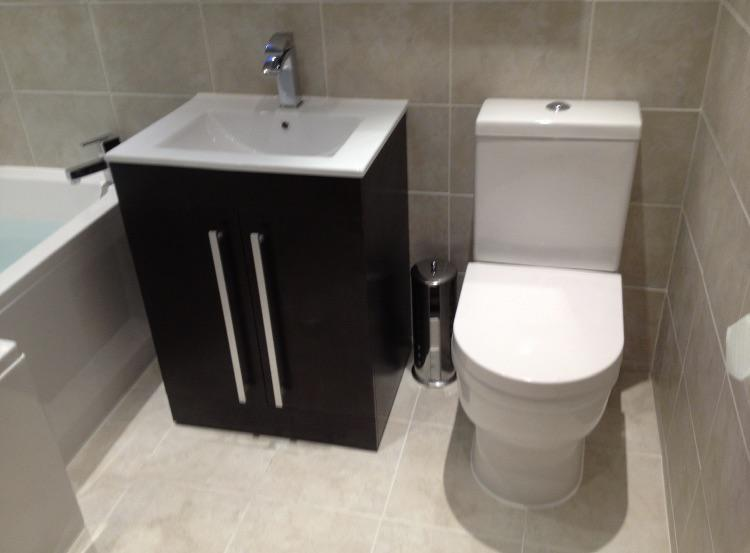 Image 148 - After - Bathroom renovation CANTERBURY