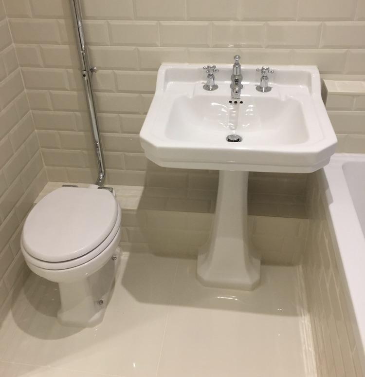 Image 108 - After - Bathroom renovation FOLKESTONE
