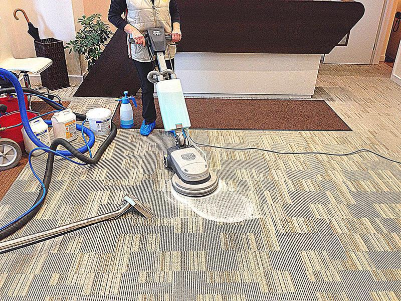 PST Cleaning London - Carpet & Upholstery cleaning logo