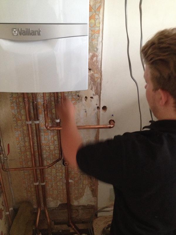 Image 2 - Boiler installation Hornchurch