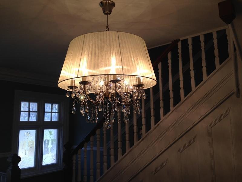 Image 3 - Hallway light