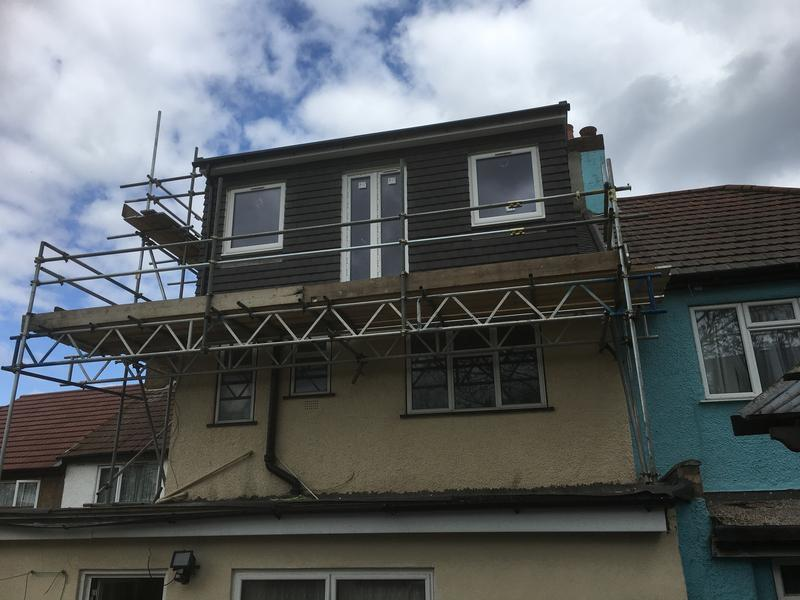 Image 31 - Loft conversion in Colindale