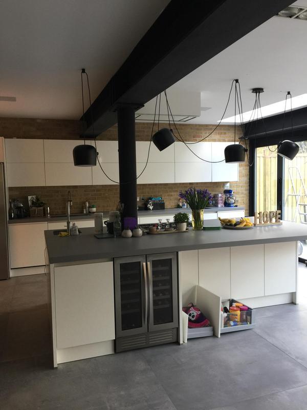 Image 111 - kitchen area