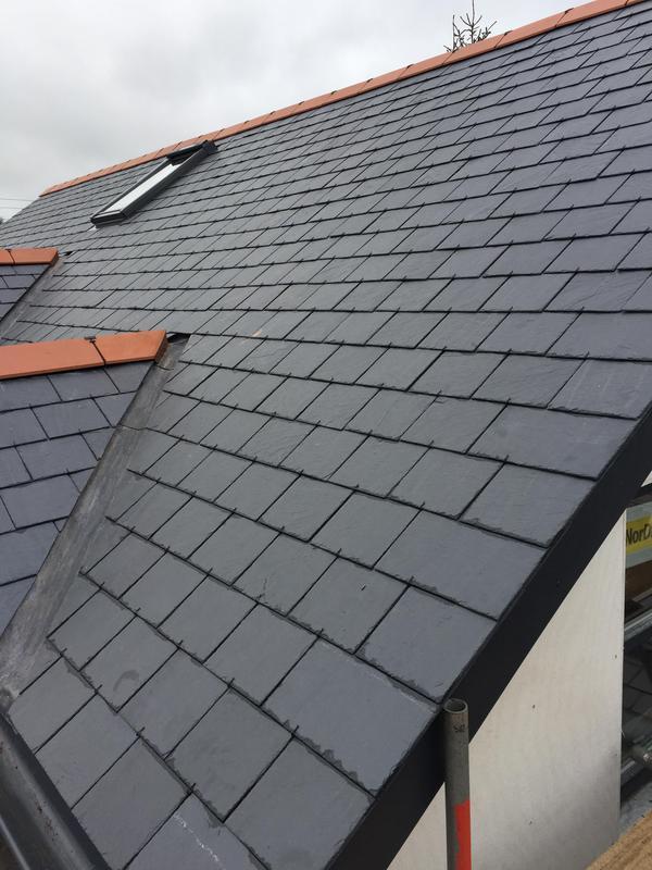 Image 37 - New Spanish Slate Roof.