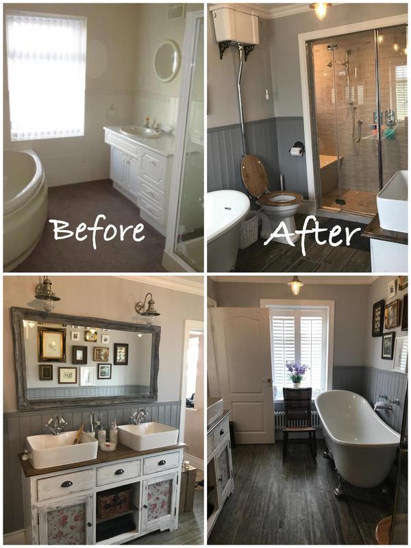 Image 26 - Complete bathroom renovation