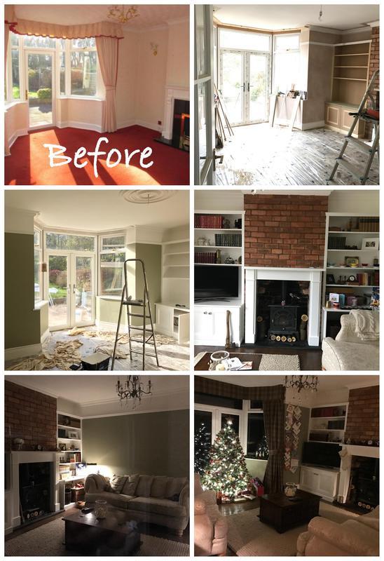 Image 29 - Complete lounge renovation