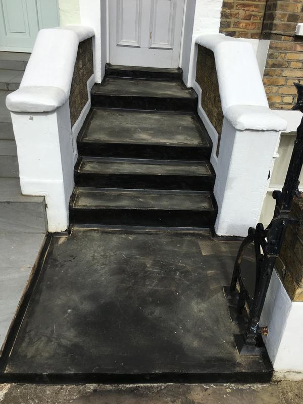 Image 5 - Asphalt steps