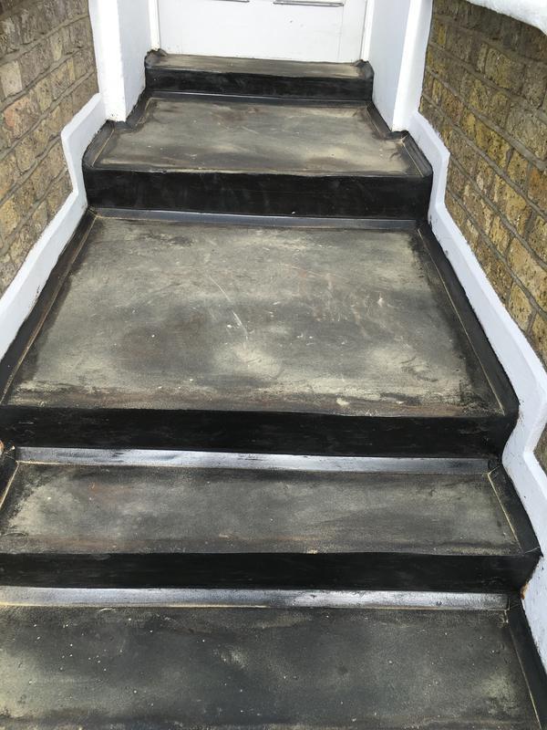Image 6 - Asphalt steps