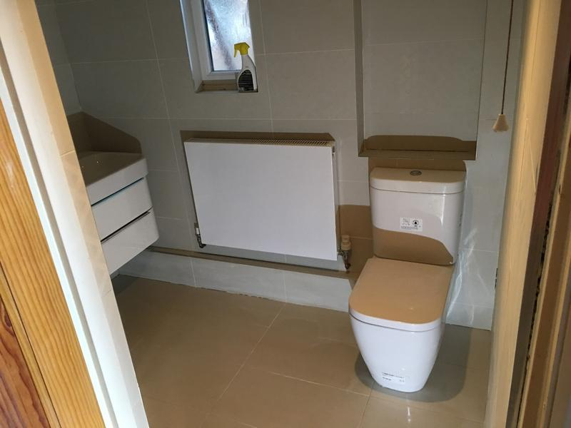 Image 58 - Shower room refurb in Hendon