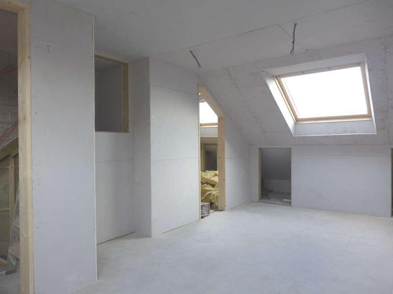 Image 41 - New Loft Conversion - ready for plastering.