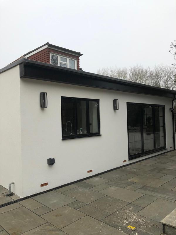 Image 12 - Rear extension, new kitchen, bathroom, Watford