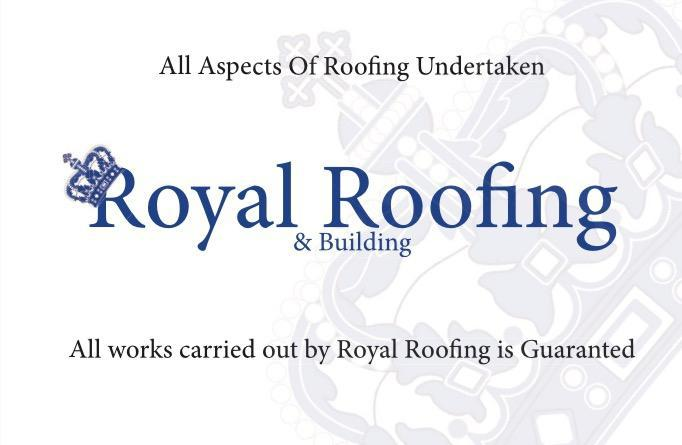 Royal Roofing & Building logo