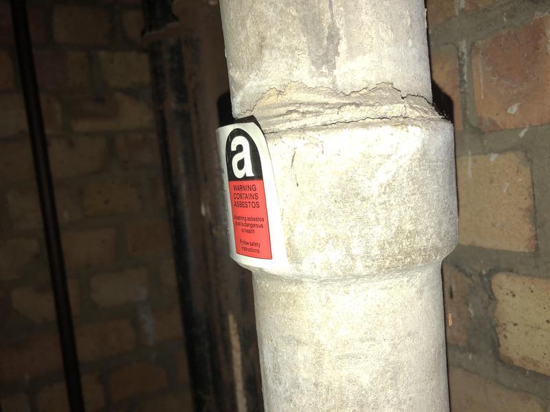 Image 9 - Asbestos Cement Flue Pipe