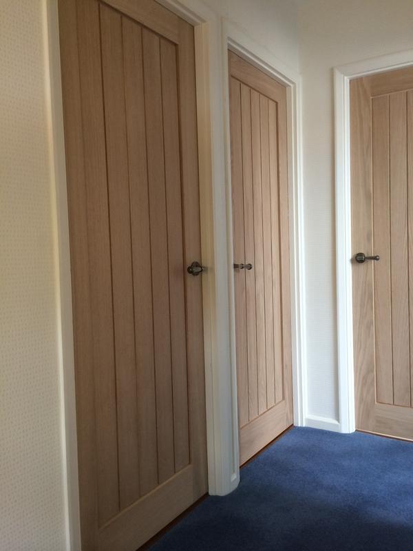 Image 26 - Solid Oak doors