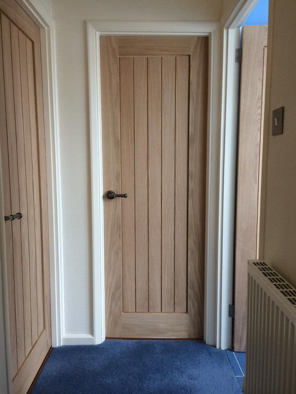 Image 24 - Solid Oak doors