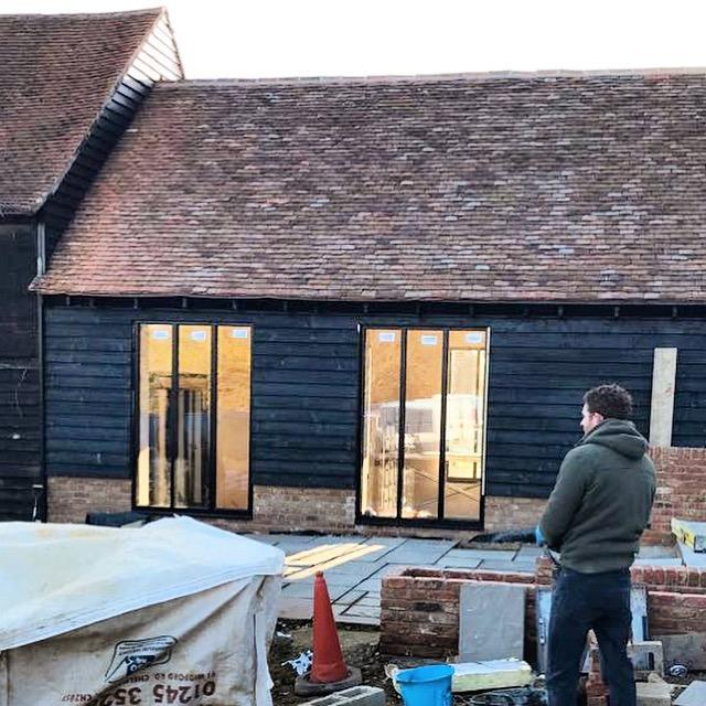 Image 9 - Barn Conversion Feb 2018