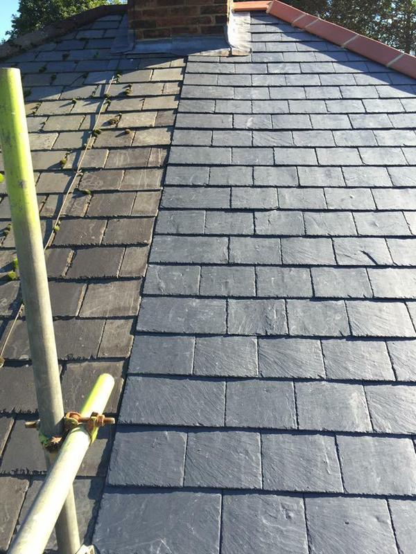 Image 40 - SLATE ROOF REPLACEMENT WOKING SURREY