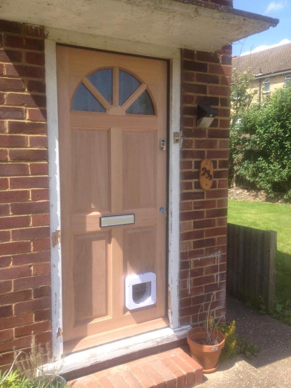 Image 35 - front door