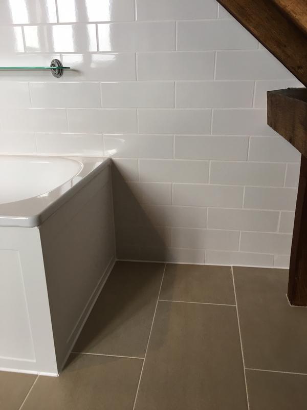 Image 50 - Complete bathroom refurbishment in barn property