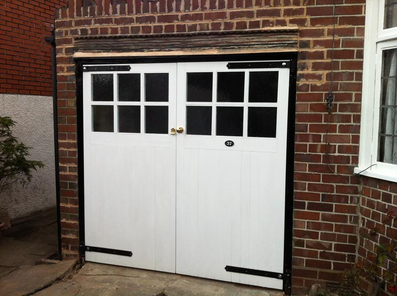 Image 14 - New doors and paint