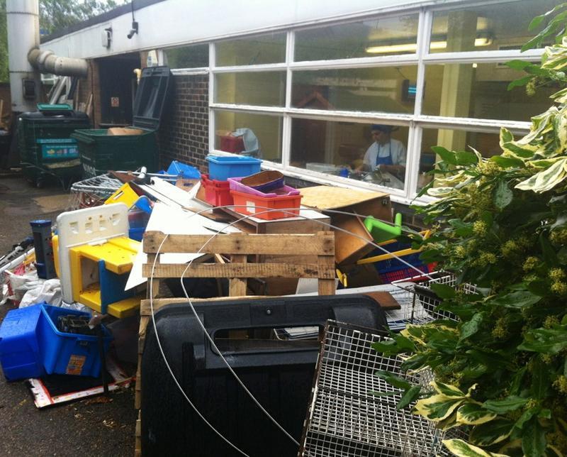 Image 15 - School Rubbish Clearance