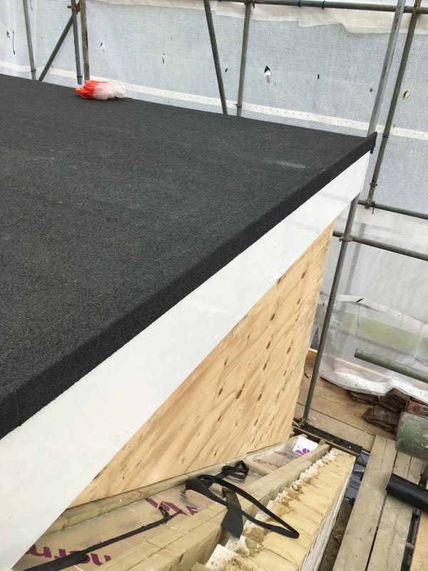 Image 8 - Felt roof