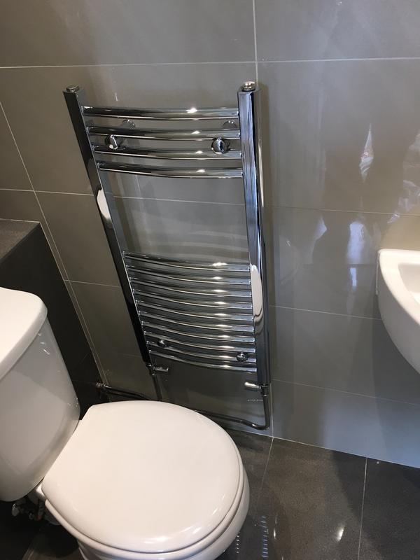 Image 48 - Cloakroom refurbishment