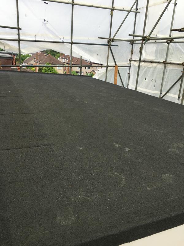 Image 7 - Felt roof
