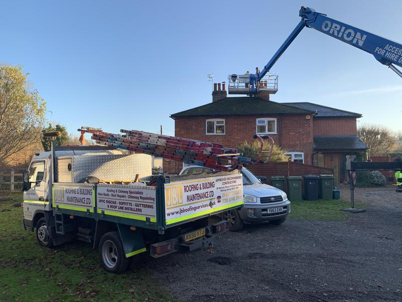Image 66 - chimney restoration in Godalming Surrey