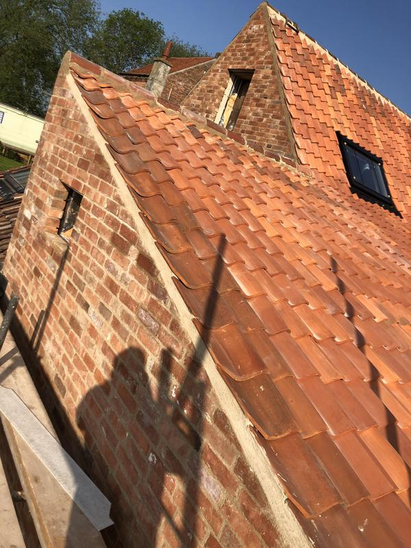 Image 1 - Excellent mortar work, using lime mortar
