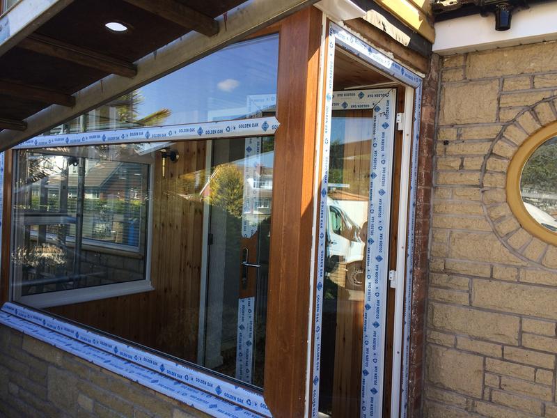 Image 58 - Full new Porch widows/door , Fascias /soffit