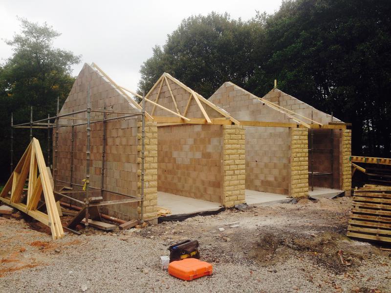 Image 15 - Garages build Barrow Clitheroe