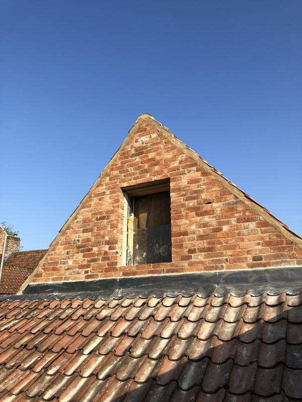 Image 6 - Stunning Lead work to roof by our expert in lead Wayne