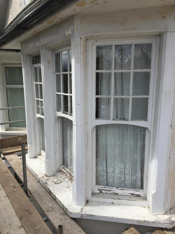 Image 50 - Window damage before