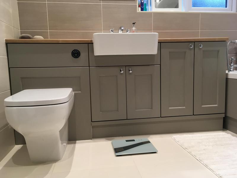 Image 31 - Bathroom Upminster.